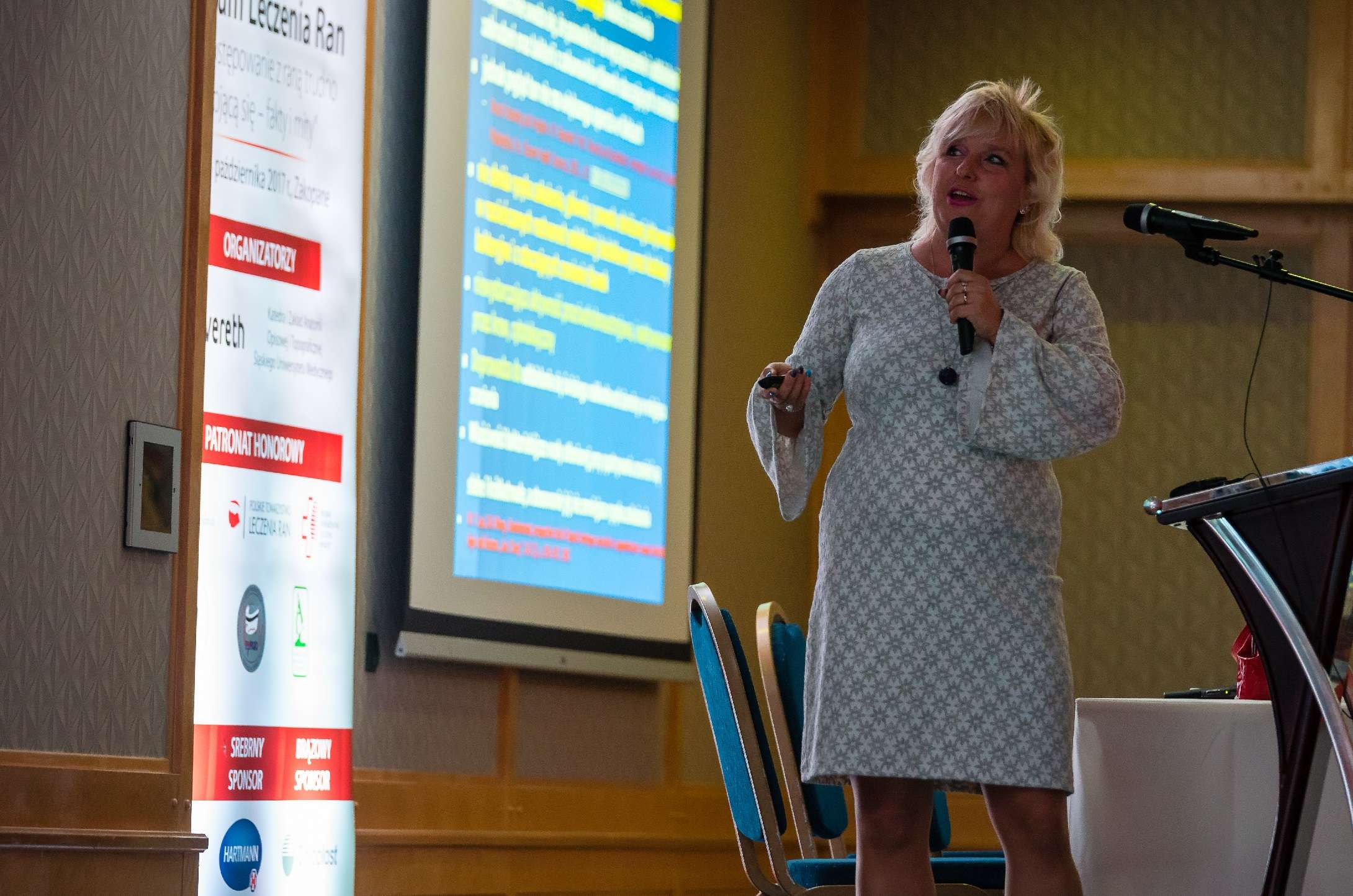 dr hab. n. med. Marzenna Bartoszewicz, prof. nadzw. Fot: Evereth Publishing