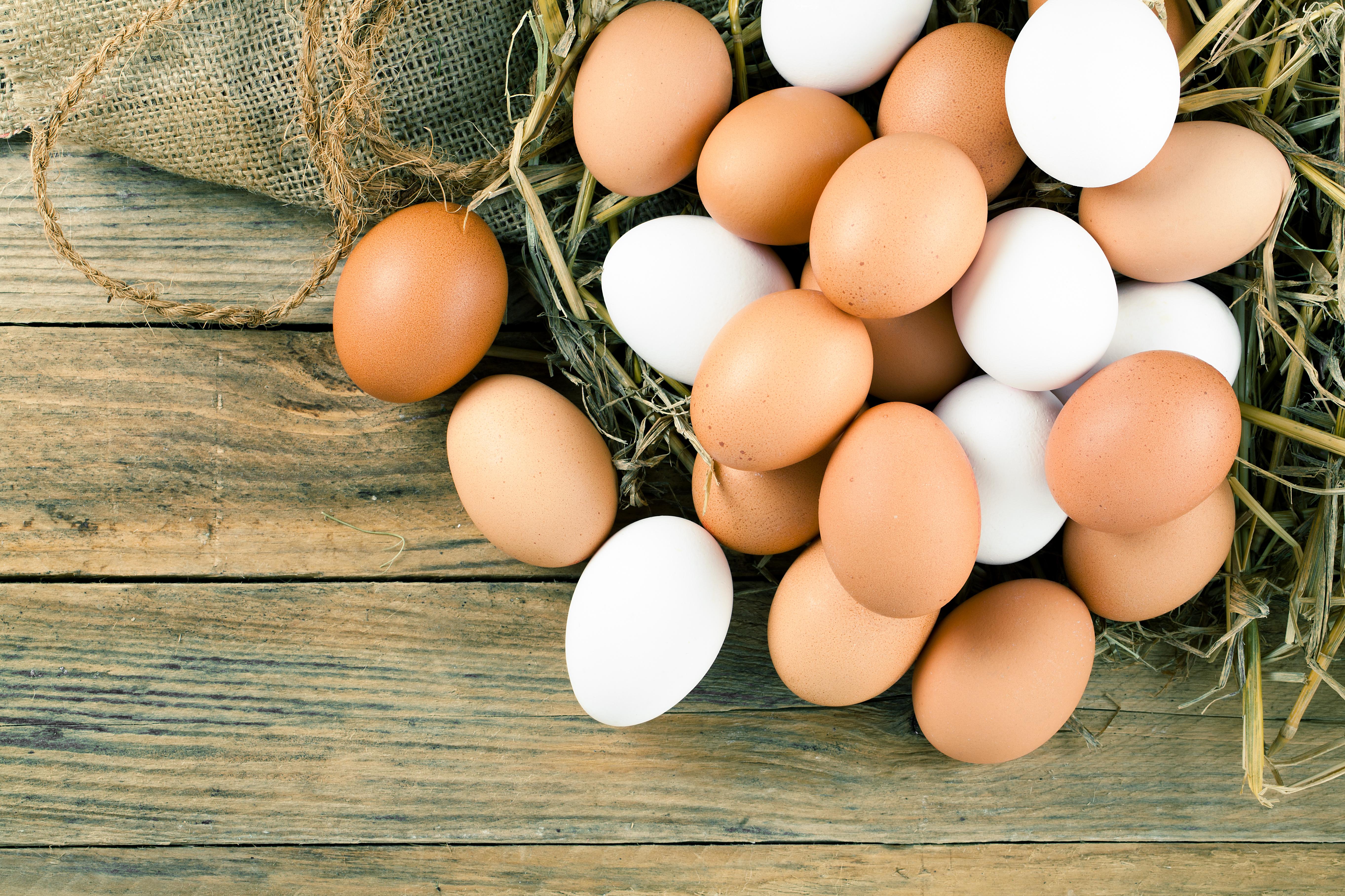 10 powodów, dla których warto jeść jaja