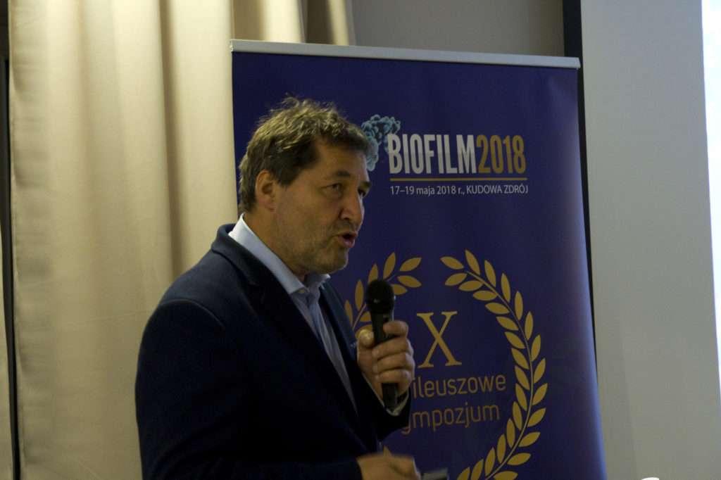 Prof. Tomasz Banasiewicz_Biofilm