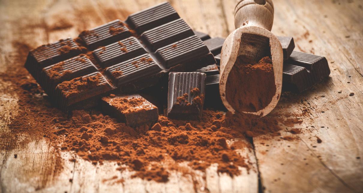 Badanie: gorzka czekolada nie poprawia wzroku