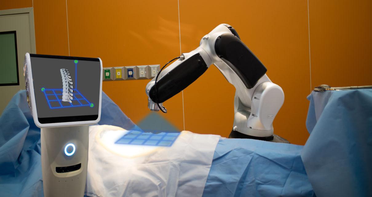 Rośnie rynek robotyki chirurgicznej w Polsce